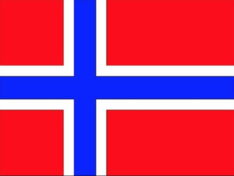 Norska flagga