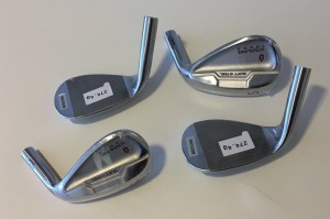Sterling Tour Wedges