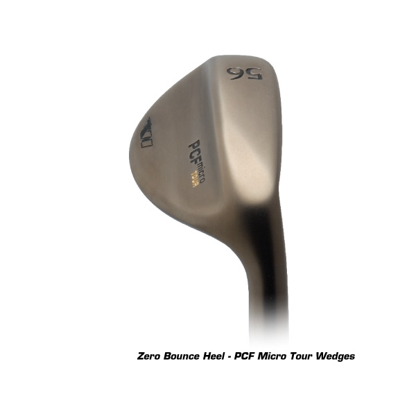 PCF Micro Tour Wedges-Top