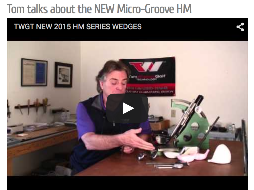 Video New HM Wedge