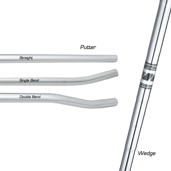 Putter and Wedge shafts