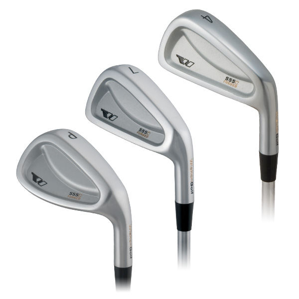 555C Forged Irons
