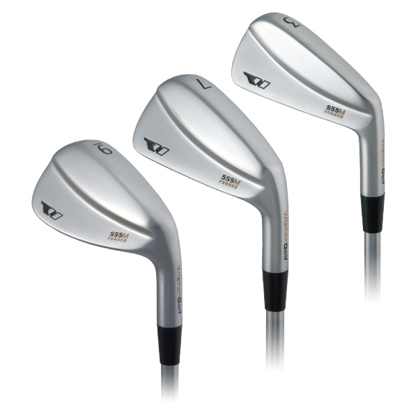 555M Forged Irons