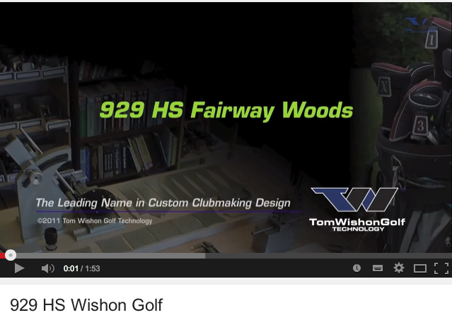 929 HS Wishon Golf