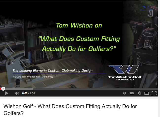 What Does Custom Fitting Actually Do for Golfers?