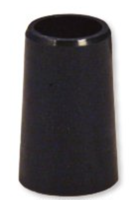 ",370"" X 13,2 mm X 22 mm Black Ferrule"