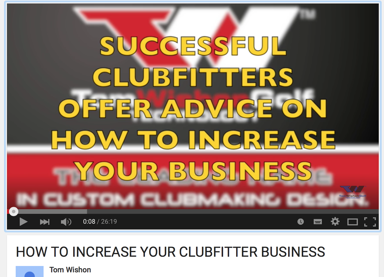 HOW TO INCREASE YOUR CLUBFITTER BUSINESS