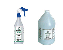 Solvent (Quart with spray & Gallon)