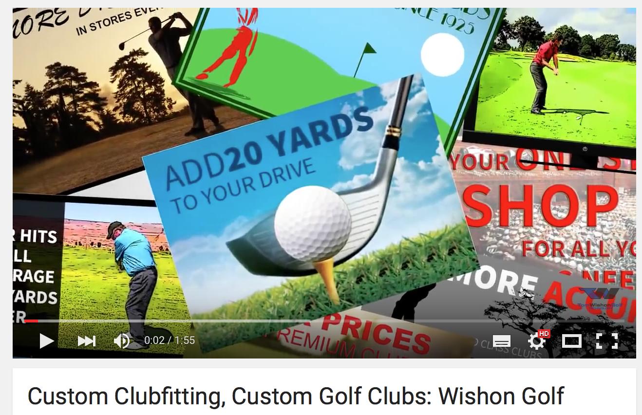 Custom Clubfitting, Custom Golf Clubs