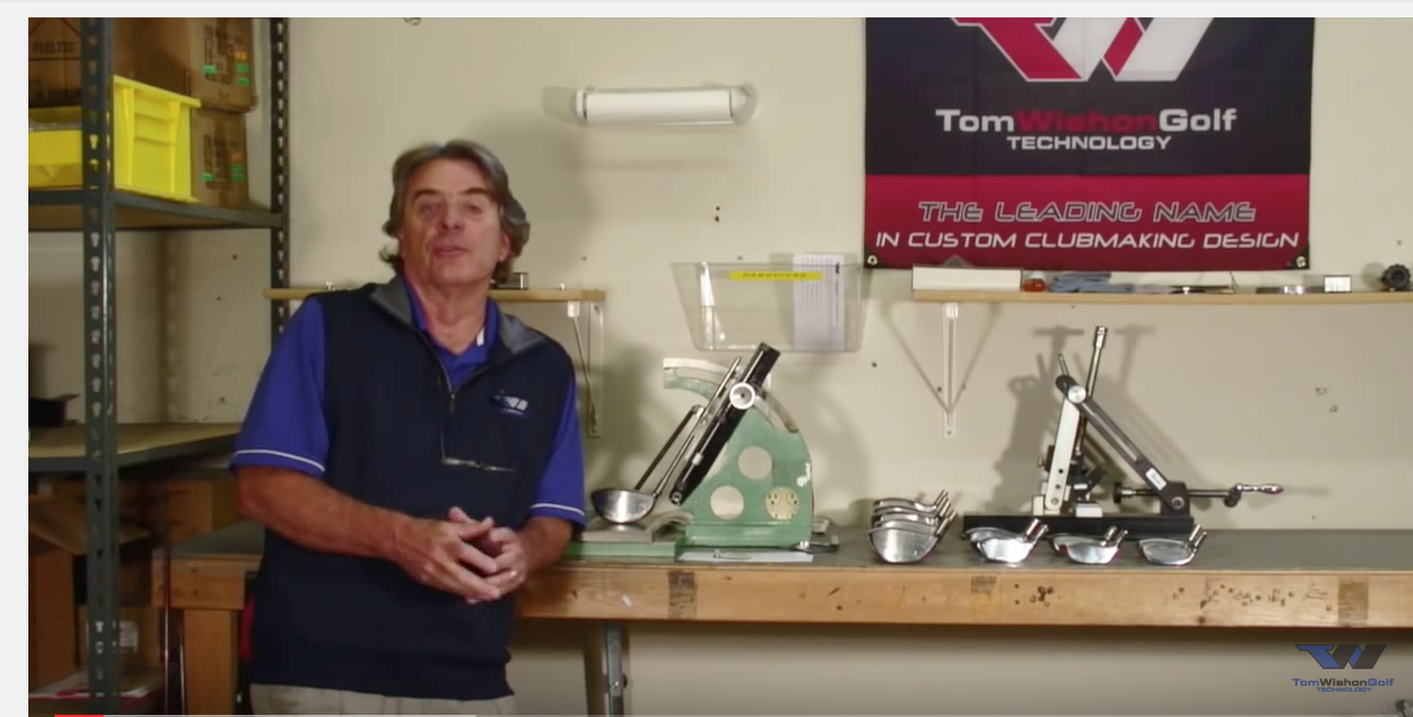 Tom talks about bending hosels