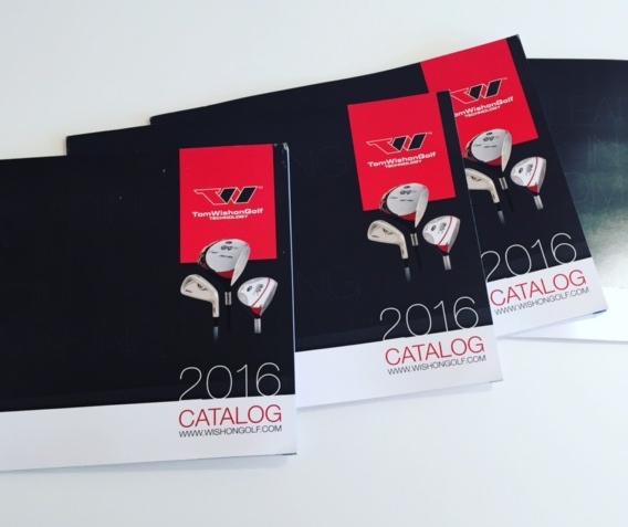 Wishon Golf Katalog 2016