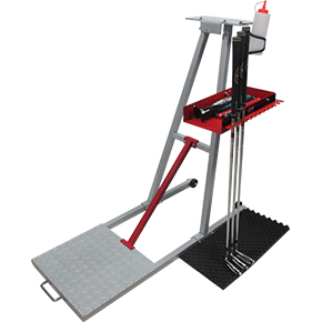 100011 Transformer Universal Portable gripping stand