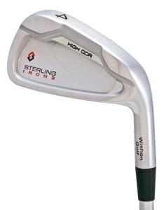 #4 Sterling Iron