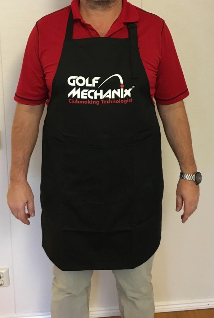 Apron GMX Golfmechanix