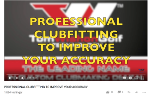 PROFESSIONAL CLUBFITTING TO IMPROVE YOUR ACCURACY