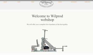 Wilprod Web och shop