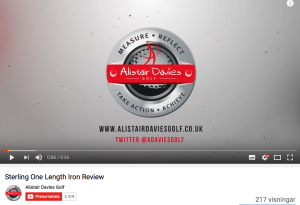 Alistair Davies Golf