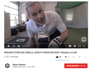 Shawn Clement Sterling Irons