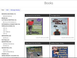 Böcker web