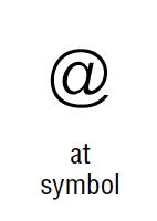 @ symbol stamp