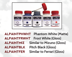 High Quality Industrial Club Paints (50ml)