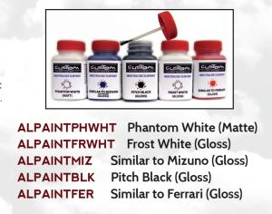 High Quality Industrial Club Paints (50ml)