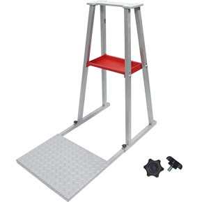 150760 Portable Heavy Duty Bending Stand (Silver)