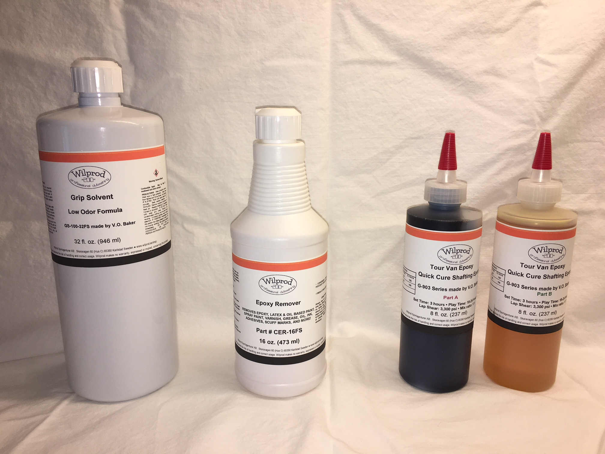 VO Baker epoxy mm