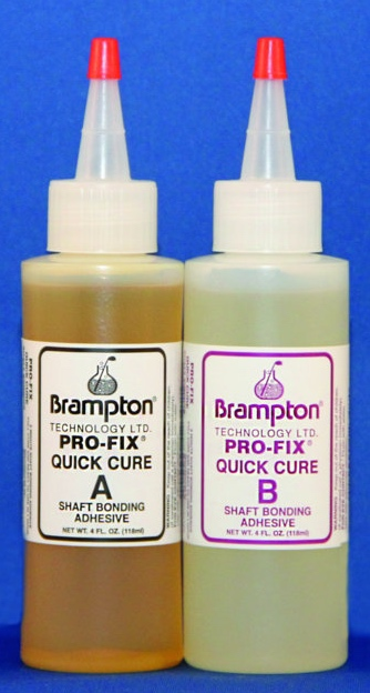 PRO-FIX QUICK CURE Epoxy 8 OZ KIT for print-001