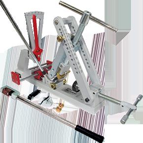 150505 Pro-Tour Iron and Hybrid Lie & Loft Bending Gauge