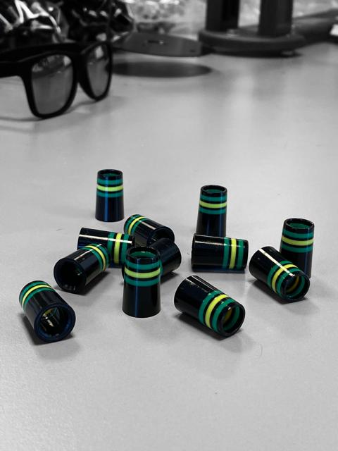 3-rings Black