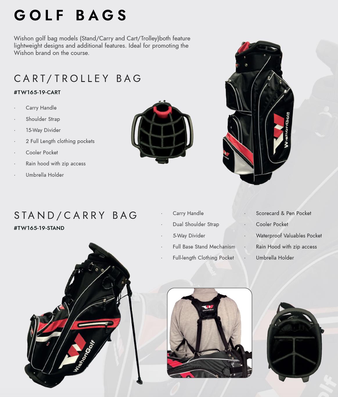 Bag s Carry Cart